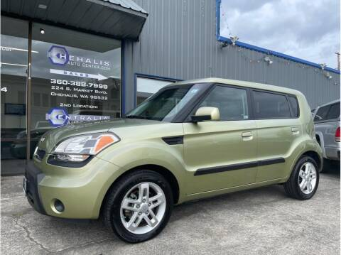 2010 Kia Soul for sale at Chehalis Auto Center in Chehalis WA