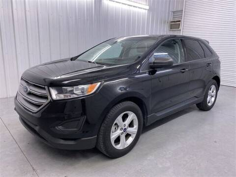 2018 Ford Edge for sale at JOE BULLARD USED CARS in Mobile AL