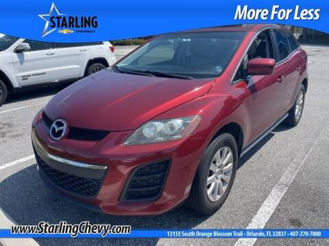 2011 Mazda CX-7 for sale at Pedro @ Starling Chevrolet in Orlando FL