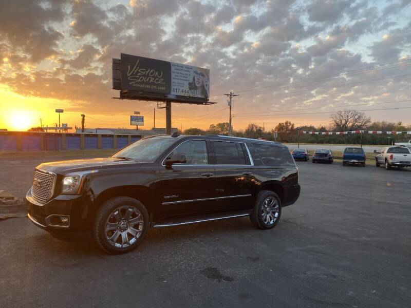 2016 GMC Yukon XL for sale at Bam Auto Sales in Azle TX