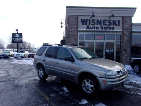 2003 Oldsmobile Bravada for sale at Wisneski Auto Sales, Inc. in Green Bay WI