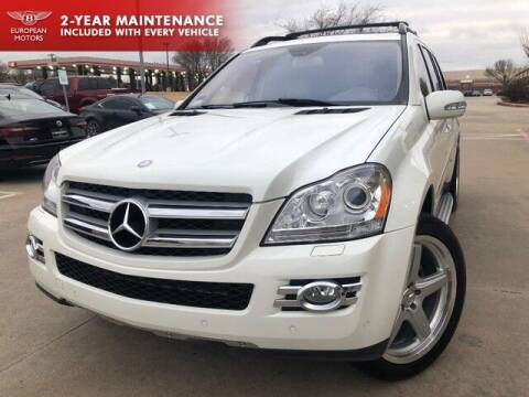 2008 Mercedes-Benz GL-Class for sale at European Motors Inc in Plano TX