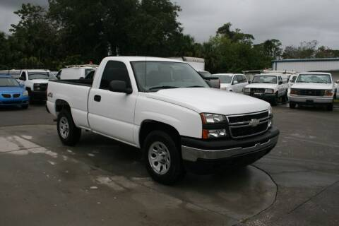 2006 Chevrolet Silverado 1500 for sale at Mike's Trucks & Cars in Port Orange FL