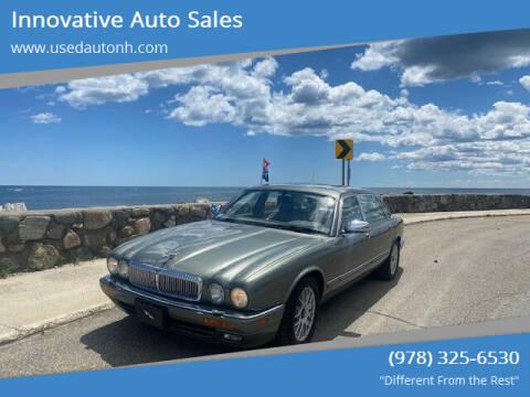 1996 Jaguar XJ-Series for sale at Innovative Auto Sales in North Hampton NH