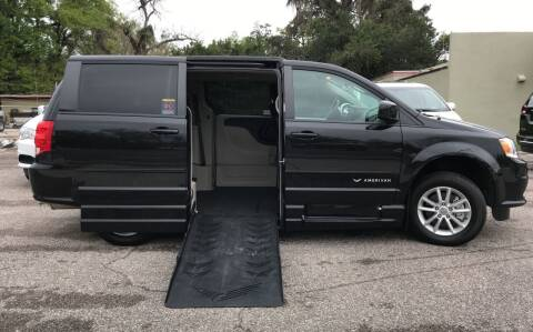 2016 Dodge Grand Caravan for sale at The Mobility Van Store in Lakeland FL