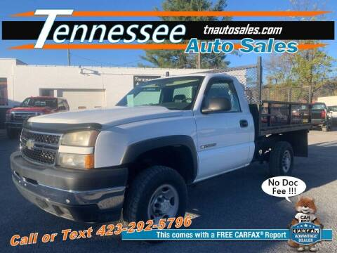 2006 Chevrolet Silverado 2500HD for sale at Tennessee Auto Sales in Elizabethton TN