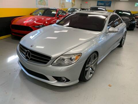 2007 Mercedes-Benz CL-Class for sale at Newton Automotive and Sales in Newton MA