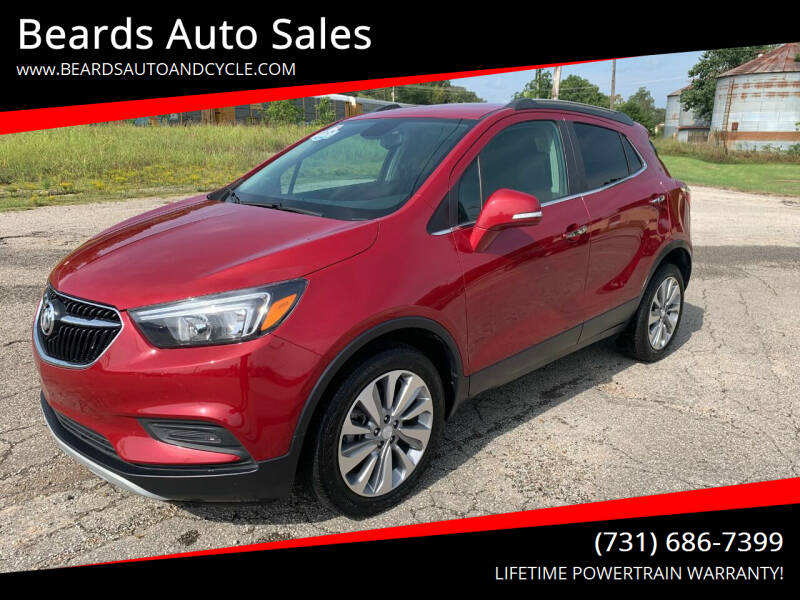 2018 Buick Encore for sale at Beards Auto Sales in Milan TN