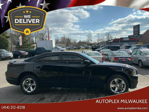 2012 Dodge Charger for sale at Autoplex Milwaukee in Milwaukee WI