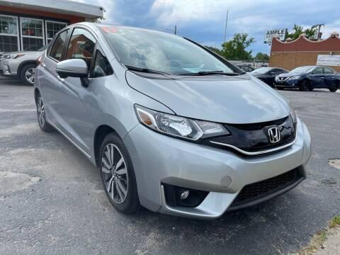 2017 Honda Fit for sale at Copa Mundo Auto in Richmond VA