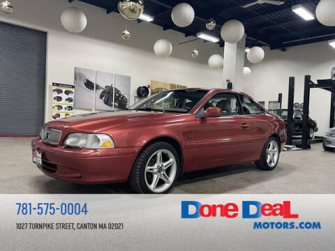 1998 Volvo C70 for sale at DONE DEAL MOTORS in Canton MA
