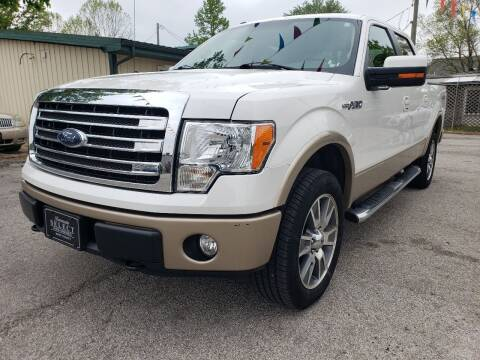 2014 Ford F-150 for sale at BBC Motors INC in Fenton MO