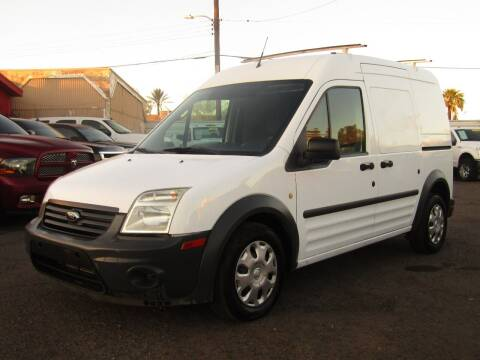 2012 Ford Transit Connect for sale at More Info Skyline Auto Sales in Phoenix AZ