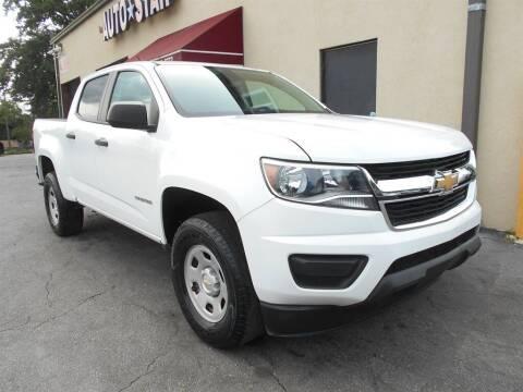 2017 Chevrolet Colorado for sale at AutoStar Norcross in Norcross GA