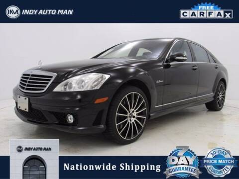 2008 Mercedes-Benz S-Class for sale at INDY AUTO MAN in Indianapolis IN