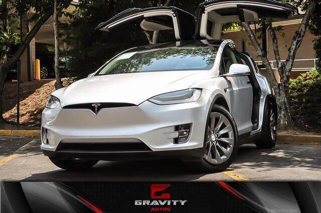 2018 Tesla Model X for sale at Gravity Autos Atlanta in Atlanta GA