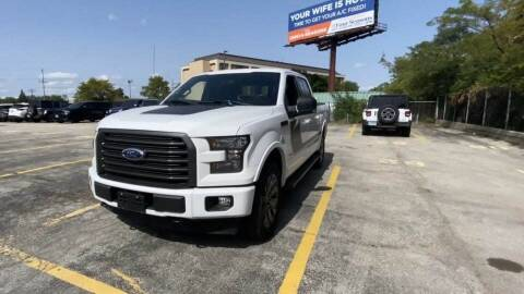 2017 Ford F-150 for sale at Cj king of car loans/JJ's Best Auto Sales in Troy MI