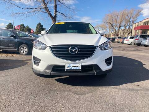 2016 Mazda CX-5 for sale at Global Automotive Imports of Denver in Denver CO