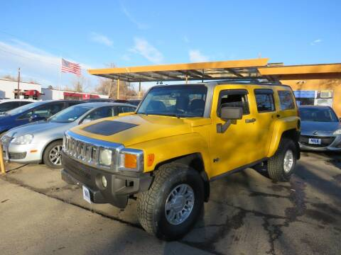 2006 HUMMER H3 for sale at Nile Auto Sales in Denver CO