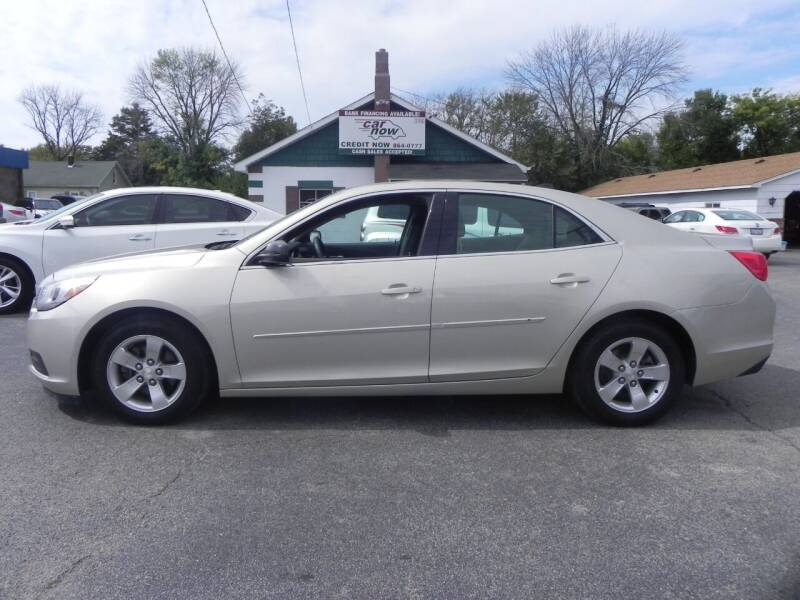 2014 Chevrolet Malibu for sale at Car Now in Mount Zion IL