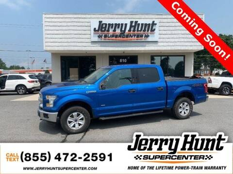 2015 Ford F-150 for sale at Jerry Hunt Supercenter in Lexington NC