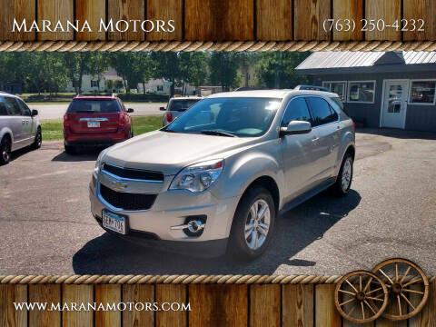 2014 Chevrolet Equinox for sale at Marana Motors in Princeton MN