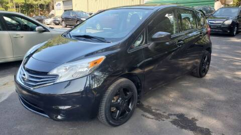 2015 Nissan Versa Note for sale at GA Auto IMPORTS  LLC in Buford GA