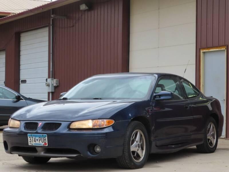 2001 Pontiac Grand Prix for sale at Big Man Motors in Farmington MN