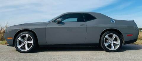 2018 Dodge Challenger for sale at Palmer Auto Sales in Rosenberg TX