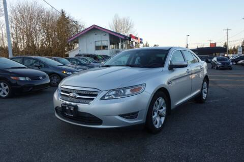 2011 Ford Taurus for sale at Leavitt Auto Sales and Used Car City in Everett WA