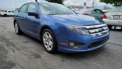 2010 Ford Fusion for sale at Tri City Auto Mart in Lexington KY