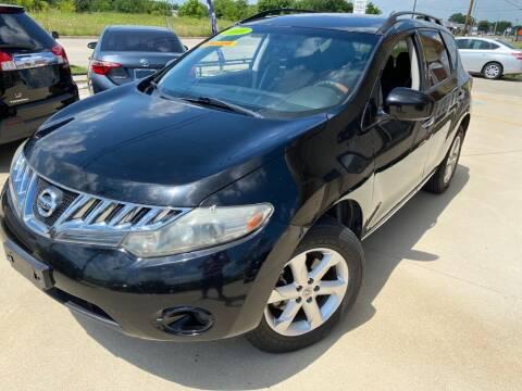 2009 Nissan Murano for sale at Raj Motors Sales in Greenville TX