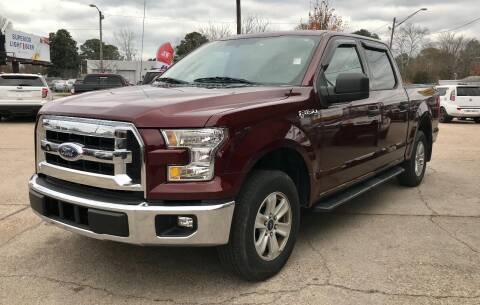 2016 Ford F-150 for sale at Steve's Auto Sales in Norfolk VA