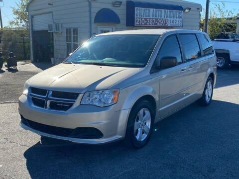 2013 Dodge Grand Caravan for sale at Silver Auto Partners in San Antonio TX