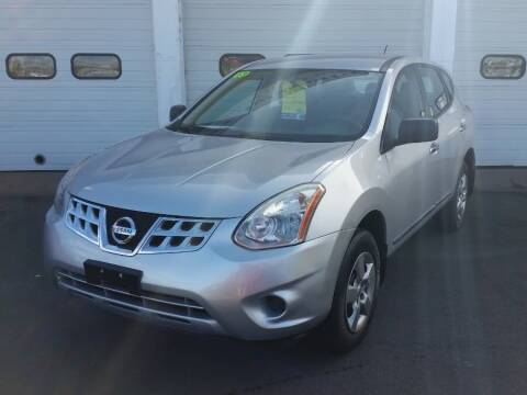 2013 Nissan Rogue for sale at Action Automotive Inc in Berlin CT