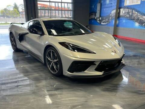 2021 Chevrolet Corvette for sale at Classic Car Deals in Cadillac MI