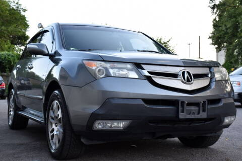 2008 Acura MDX for sale at Wheel Deal Auto Sales LLC in Norfolk VA