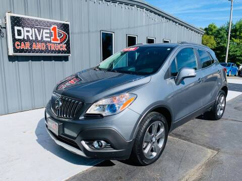 2014 Buick Encore for sale at Drive 1 Car & Truck in Springfield OH