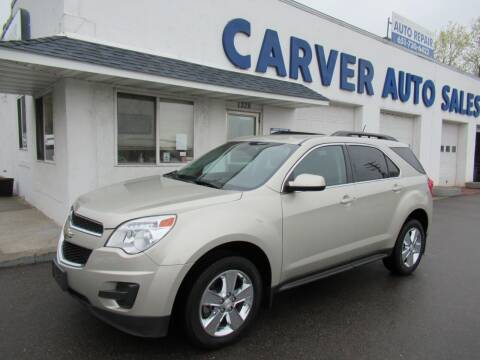 2013 Chevrolet Equinox for sale at Carver Auto Sales in Saint Paul MN