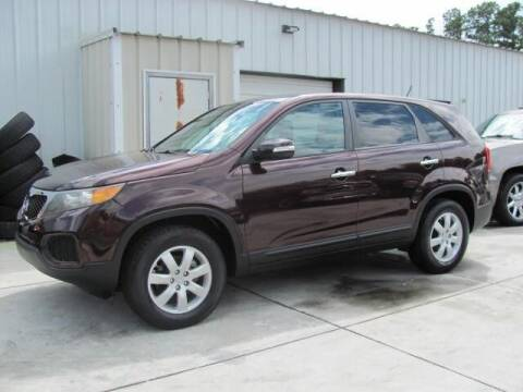 2012 Kia Sorento for sale at Pure 1 Auto in New Bern NC