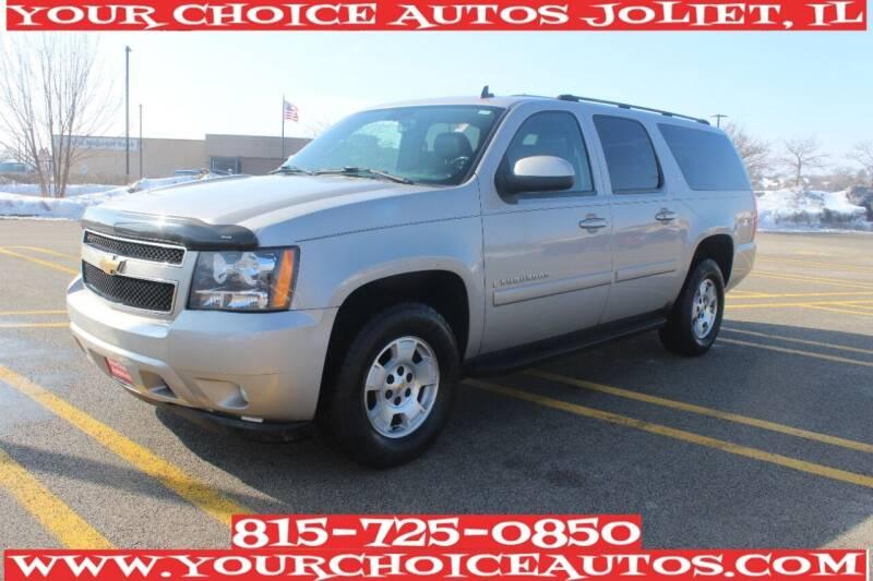 2007 Chevrolet Suburban for sale at Your Choice Autos - Joliet in Joliet IL