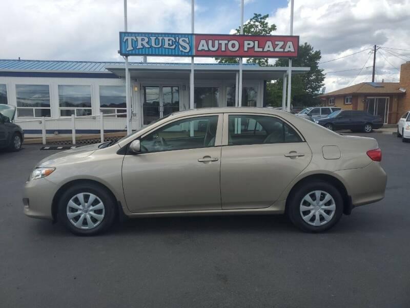 2009 Toyota Corolla for sale at True's Auto Plaza in Union Gap WA