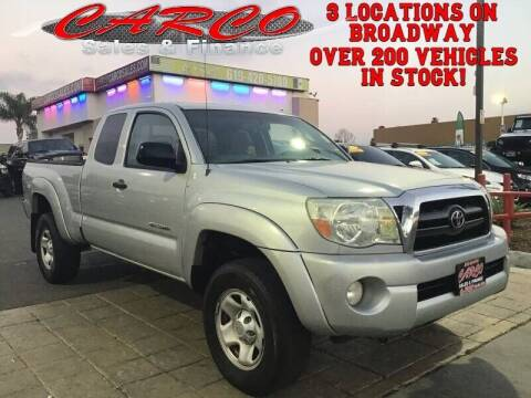 2006 Toyota Tacoma for sale at CARCO SALES & FINANCE #3 in Chula Vista CA