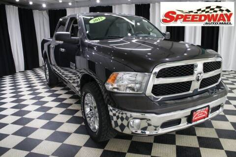 2015 RAM Ram Pickup 1500 for sale at SPEEDWAY AUTO MALL INC in Machesney Park IL