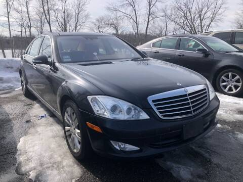 2008 Mercedes-Benz S-Class for sale at Top Line Import of Methuen in Methuen MA
