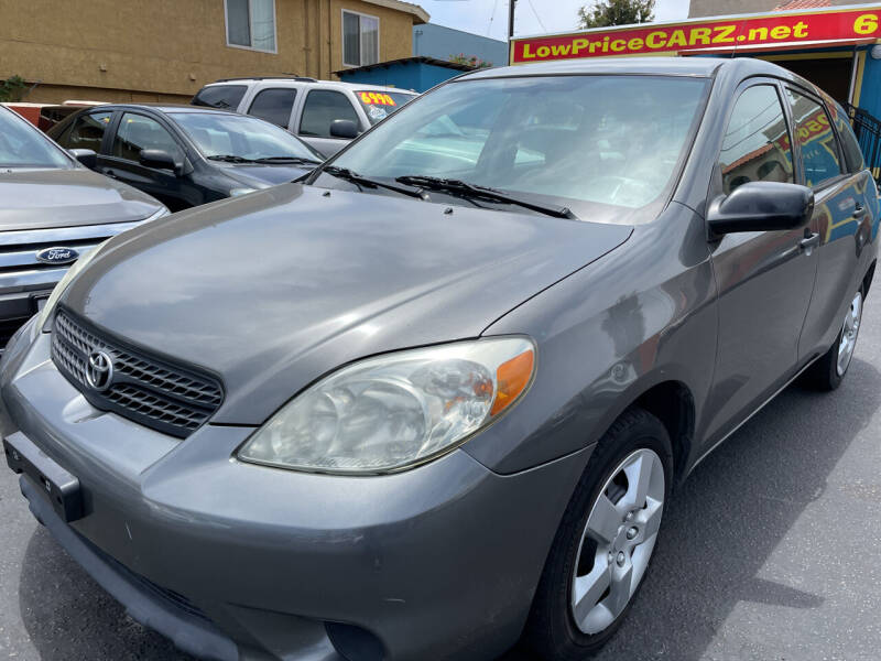 2007 Toyota Matrix for sale at CARZ in San Diego CA