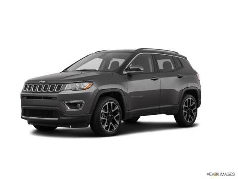 2019 Jeep Compass for sale at TETERBORO CHRYSLER JEEP in Little Ferry NJ