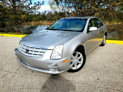 2006 Cadillac STS for sale at Excalibur Auto Sales in Palatine IL