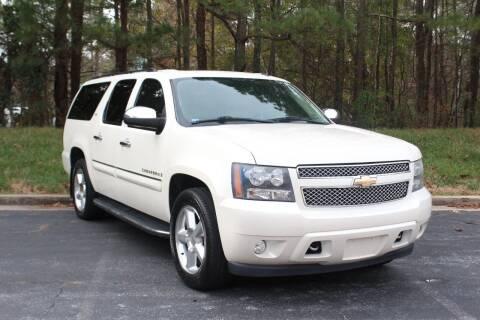 2008 Chevrolet Suburban for sale at El Patron Trucks in Norcross GA