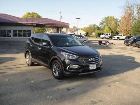 2017 Hyundai Santa Fe Sport for sale at Turn Key Auto in Oshkosh WI